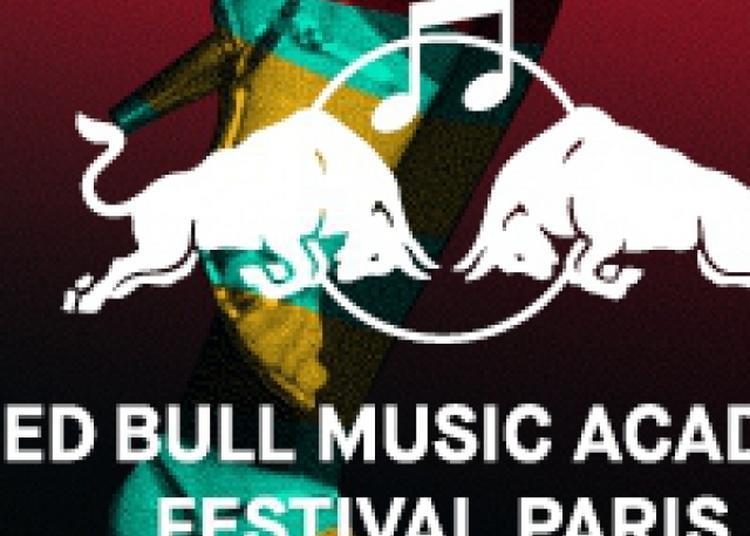 RBMA Festival Paris : 36 15 BOOGIE à Paris 11ème