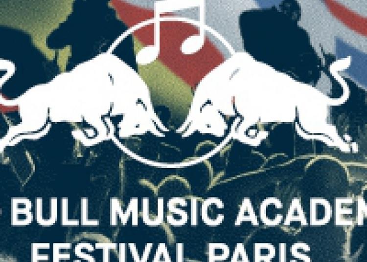 RBMA Festival Paris : Paris - L.A. - Bruxelles à Paris 19ème