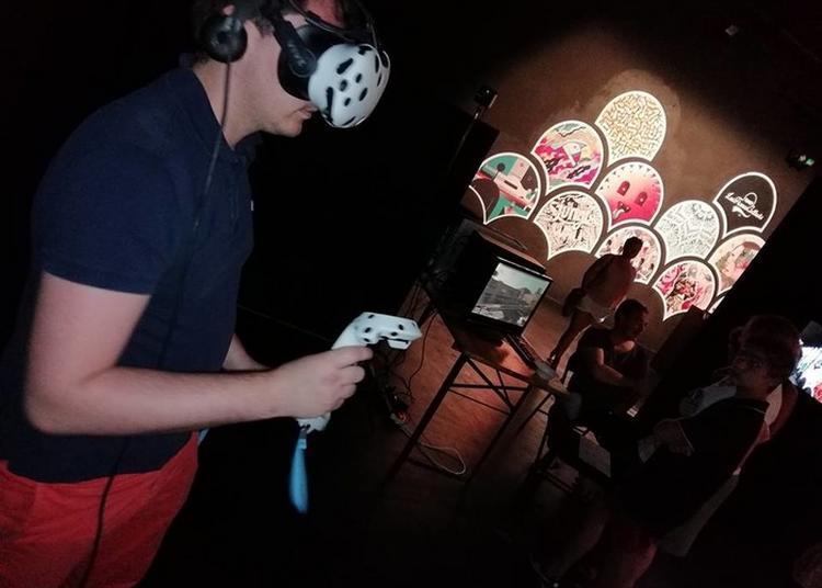 Réalité Virtuelle : Graffiti Simulator à Bordeaux