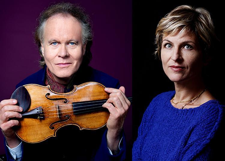 Récital Augustin Dumay et Vanessa Wagner à Grignan