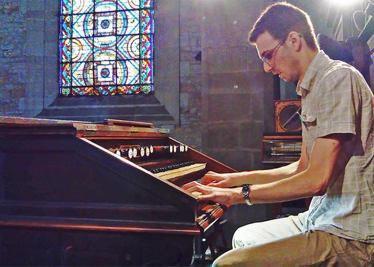 Récital D'orgue à Saint Geniez d'Olt