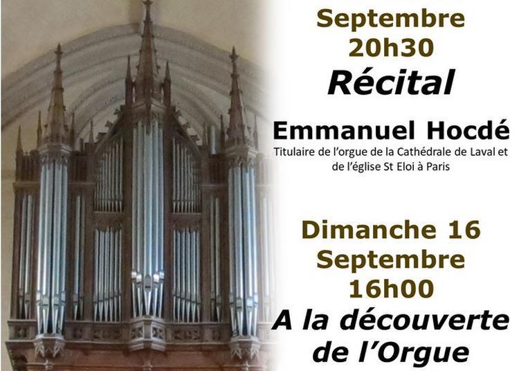 Récital D'orgue à Laval