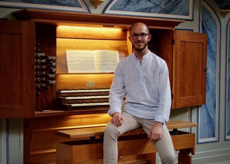 Récital D'orgue De Yanis Dubois à Lyon