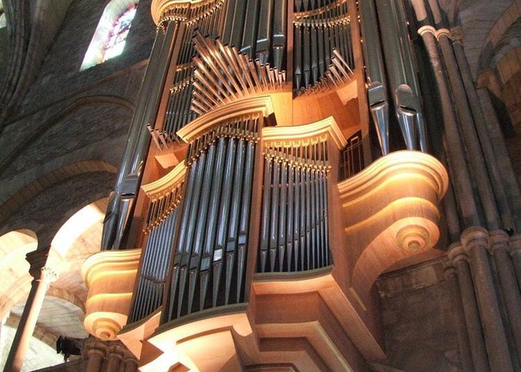 Récital D'orgue Par François Menissier à Reims