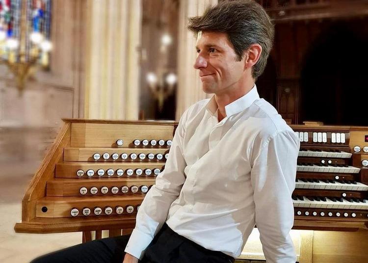 Récital d'orgue par Olivier Penin à Paris 7ème