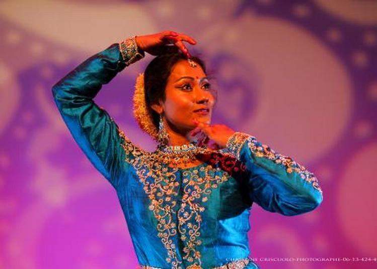 Recital De Danse Kathak à Avignon