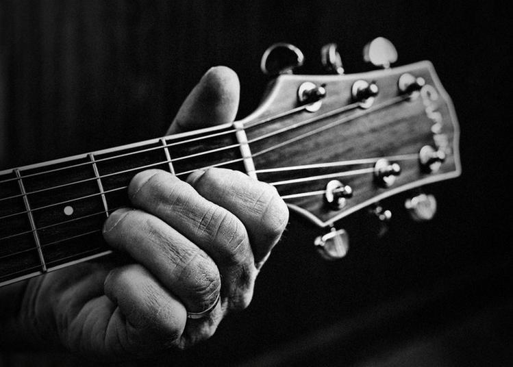 Récital De Guitare Par Philippe Cornier à Nimes