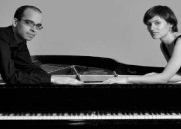 Récital de piano à quatre mains à Clamecy