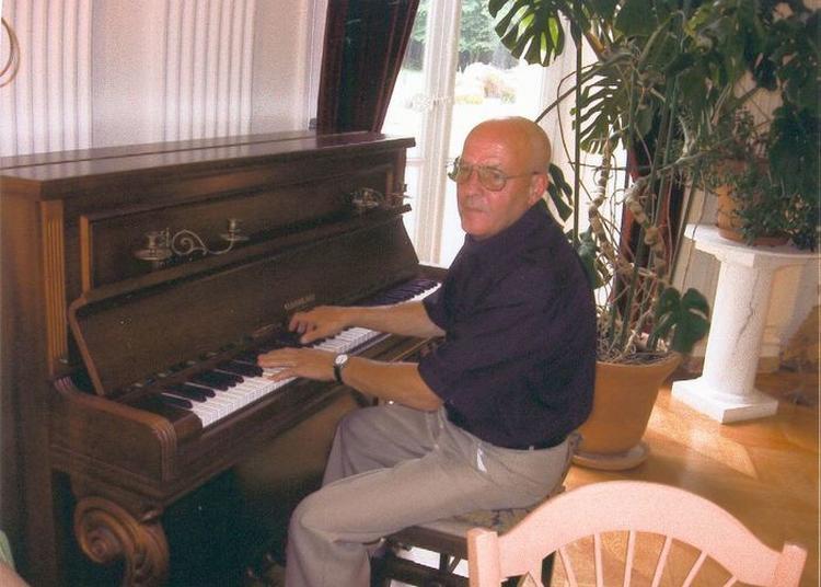 Récital De Piano Avec Harald Schlude à Pierre de Bresse