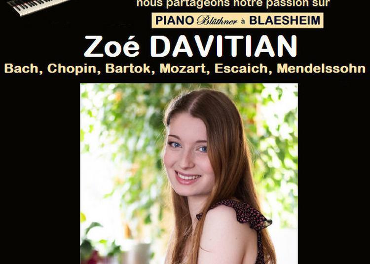 Récital de Piano  Brio Musici à Blaesheim