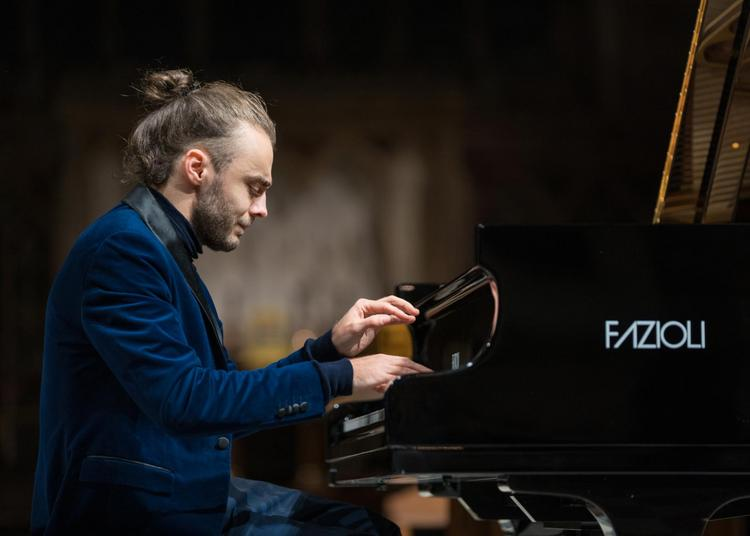 Recital de piano : Daniel Ciobanu à Betcave Aguin