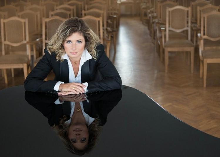 Récital de piano, Elena Rozanova à La Baule Escoublac