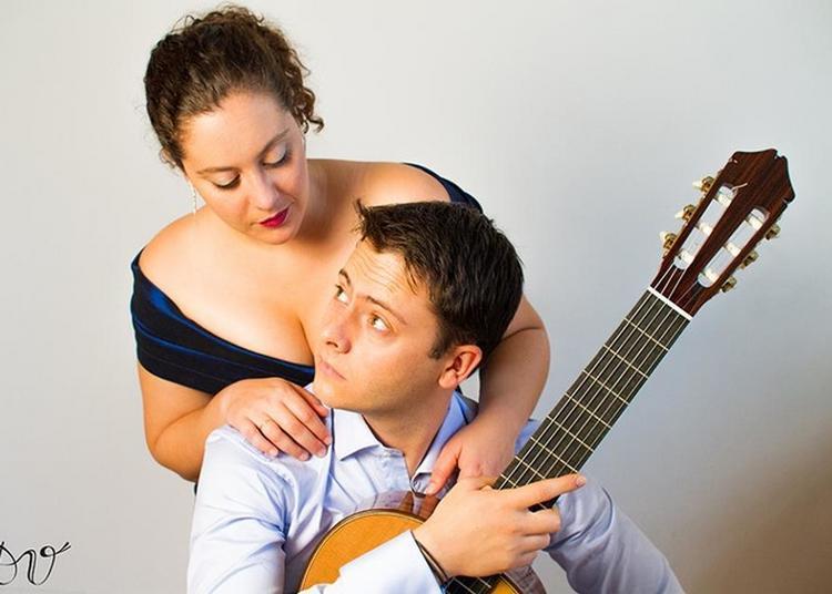 Récital Du Duo Varnerin (chant & Guitare) à Villers les Nancy