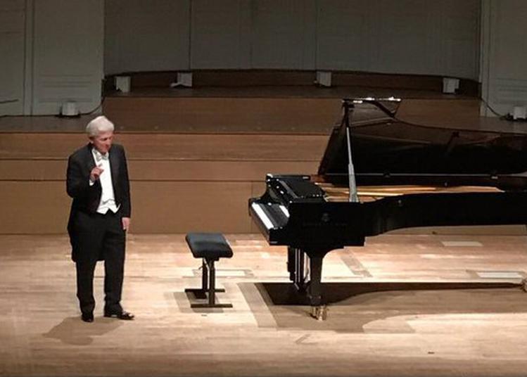 Recital de piano: Henri Barda à Betcave Aguin