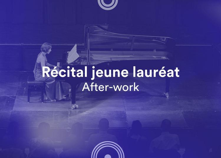 Récital jeune lauréat - 72e Festival de musique de Besançon à Besancon