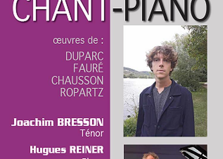 Récital Mélodie française à VERNON (Normandie) à Vernon