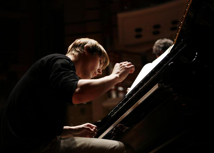 Récital Piano Cédric Tiberghien à Herblay