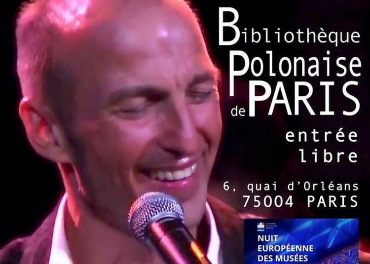 Récital Smek En Concert à Paris 4ème