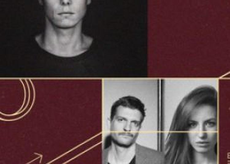 Recondite (live), Tijana T, Roland Appel à Paris 11ème
