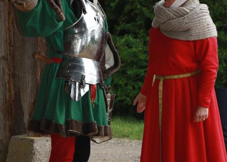 Reconstitution D'un Campement De Mercenaires Du Xvème Siècle à Toul