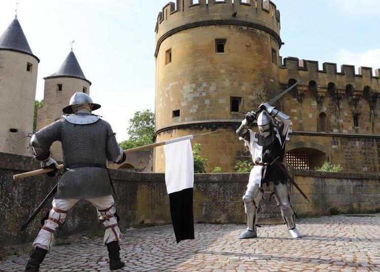 Reconstitution Médiévale à Metz