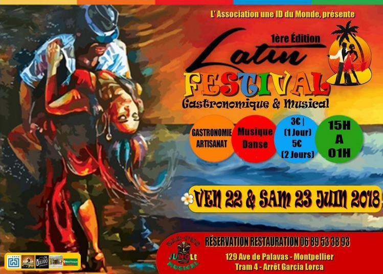 Latin Festival | Gastronomie - Musique - Danse - Artisanat - Expo... 2018