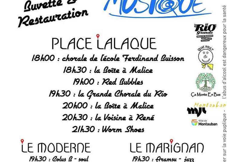 Place Lalaque à Montauban