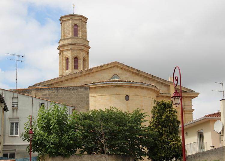 Redécouverte D'une église Du XIXe Siècle à Pauillac