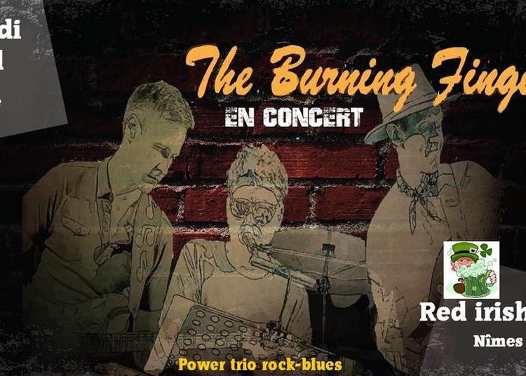 The Burning Fingers à Nimes