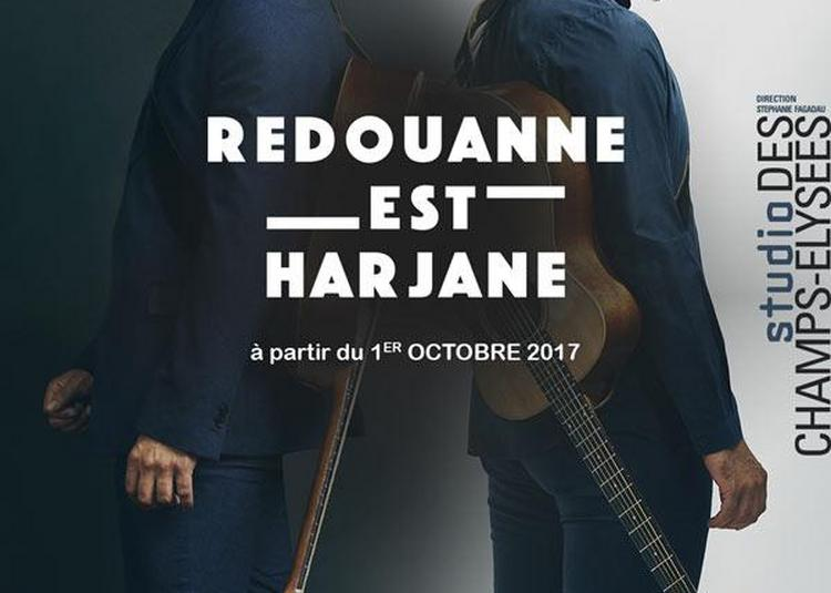 Redouanne Est Harjane à Paris 8ème