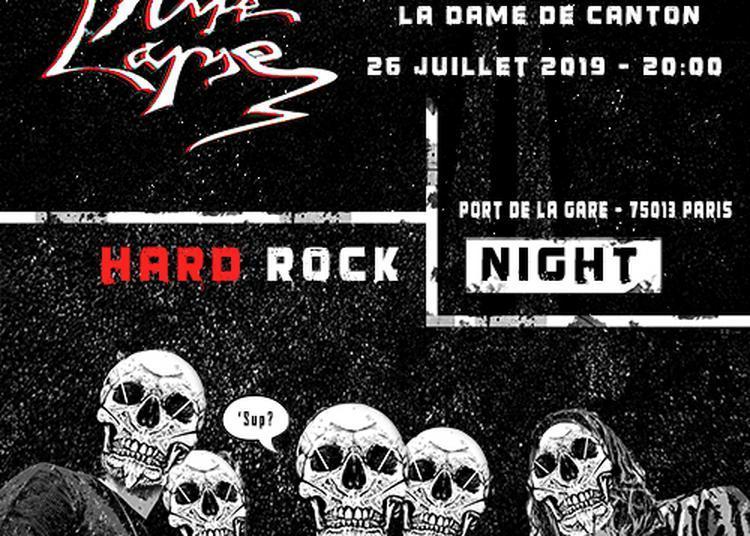Redshift + 1ère Partie Time Laps à Paris 13ème