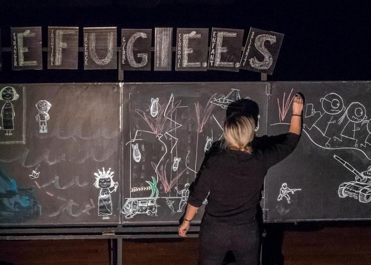Réfugié.e.s en 9 lettres à Haute Goulaine