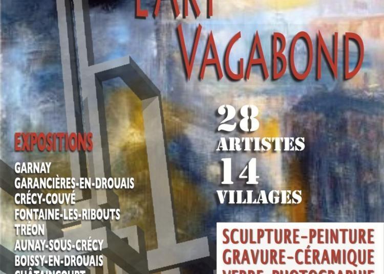 Regain : Étape Du Parcours  L'art Vagabond à Maillebois