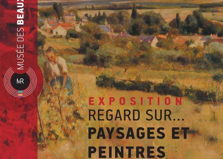 Regard Sur...paysages Et Peintres Champenois à Reims