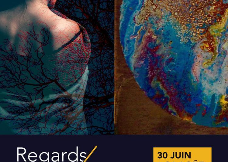 Regards Croisés / Peintures & Photographies à Pleyber Christ