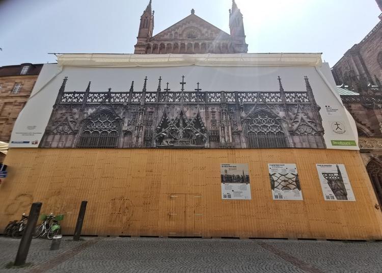 Regards Croisés Sur La Cathédrale Avec La Fondation De L'oeuvre Notre-dame Et Le Musée De L'oeuvre Notre-dame à Strasbourg