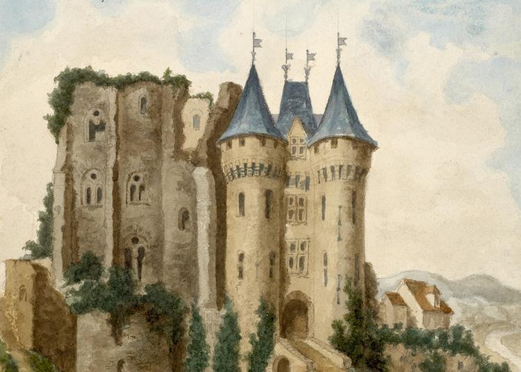 Regards D'artistes Sur Le Château à Nogent le Rotrou