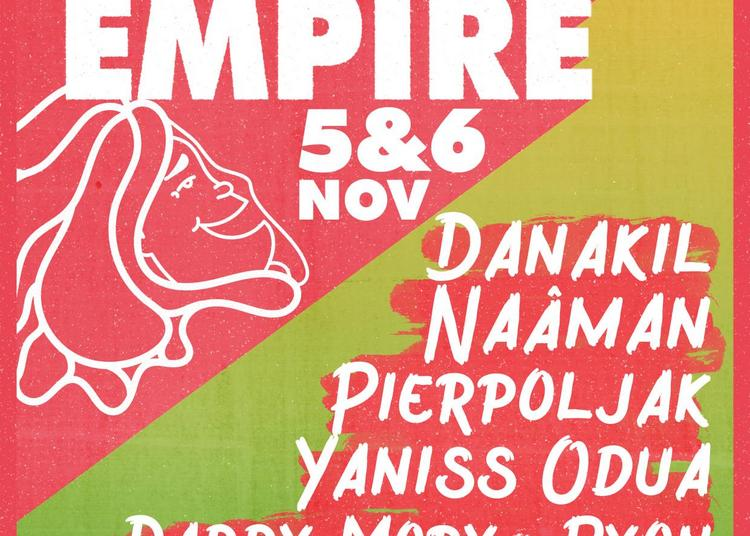 Reggae Empire Festival 2021