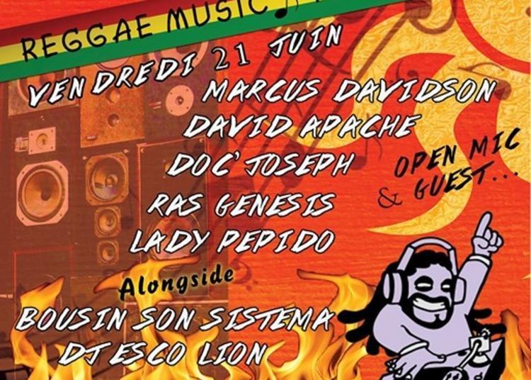 Reggae Music à Nice