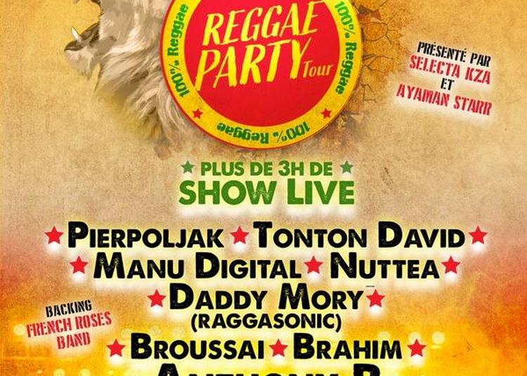 Reggae Party Tour à Montpellier