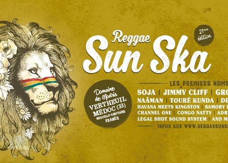 Jimmy cliff - Reggae Sun Ska 2018 - Vendredi à Vertheuil le 3 août 2018