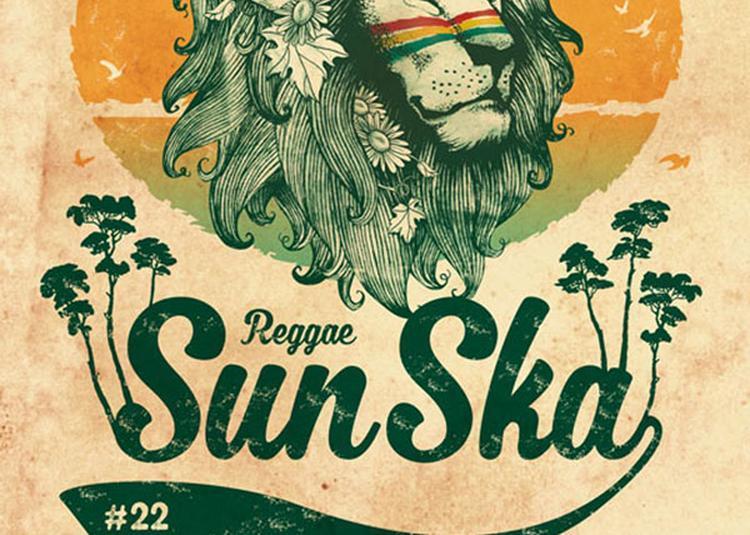 Reggae Sun Ska 22 - Vendredi à Vertheuil
