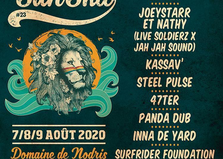 Reggae Sun Ska 23 - Vendredi à Vertheuil