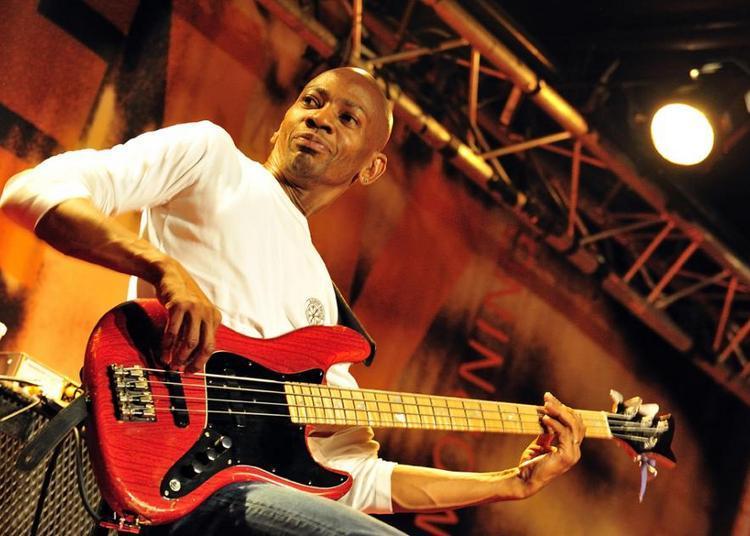 Yul - Reggie Washington - Bobby Spa à Marseille