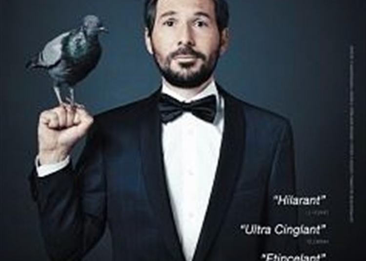 Régis Mailhot Dans Nouvelles Pigeonnades à Aix en Provence