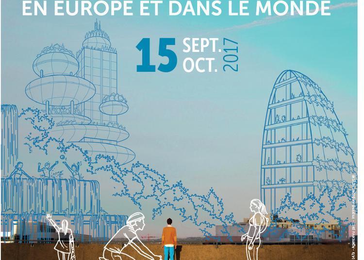 Réinventer la ville en Europe et dans le monde à Nantes