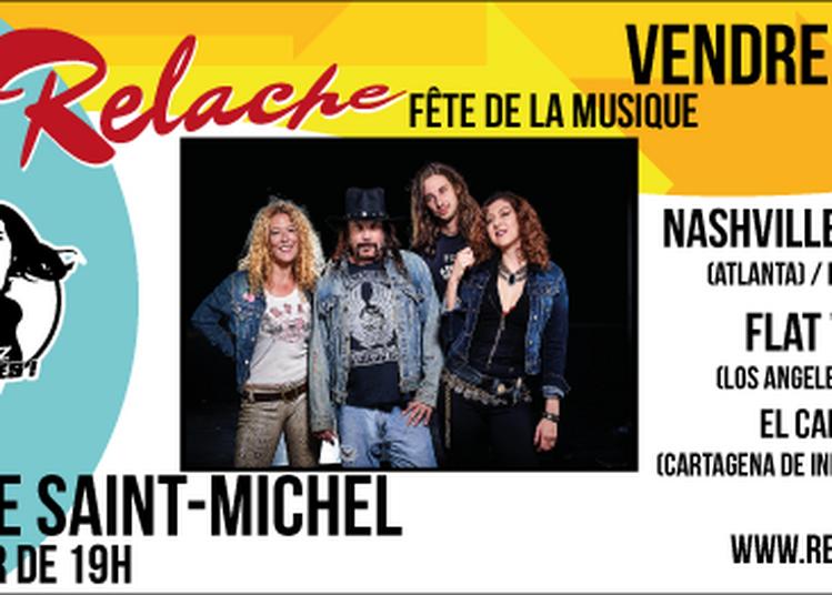 Relache #10 : Fête de la Musique // Saint-Michel à Bordeaux