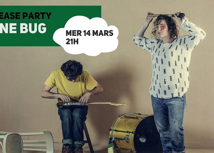 Release Party - June Bug à Lille