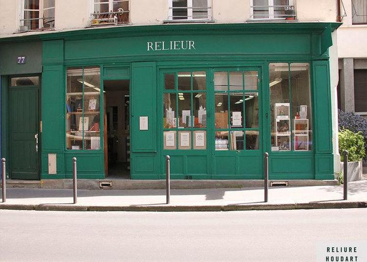 Relieur : L'artisanat Entre Tradition Et Modernité à Paris 13ème
