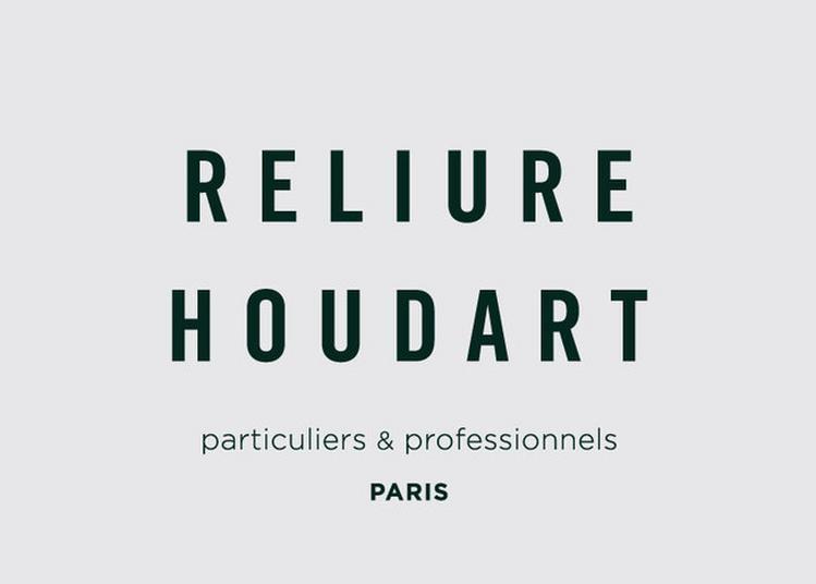 Reliure Houdart : Artisan Relieur Et Doreur à Paris 13ème